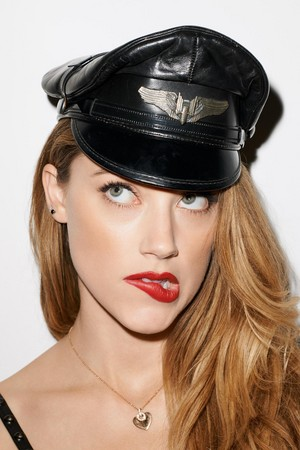 Amber Heard - Interview Magazine Photoshoot - 2015