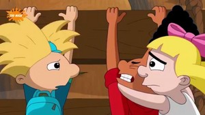 Arnold and Helga