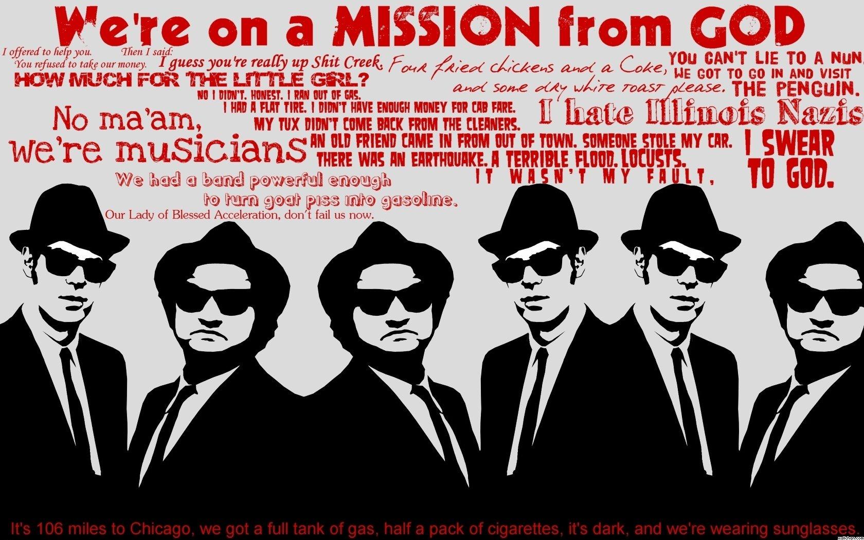 Blues Brothers 名言 格言 The Blues Brothers 壁紙 40831501