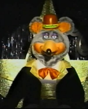 Chuck E. Cheese Early Latex 3-Stage Animatronic (1989-1998)