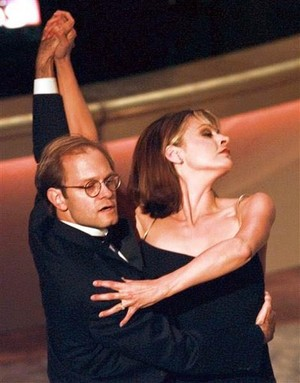 David & Jane Tango at the Emmys