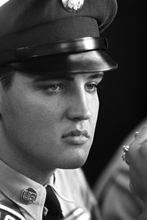 Elvis In The Army