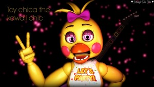 For Toy chica the kawai chic