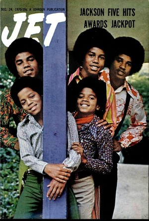 Jackson 5 On The Cover Of Jet