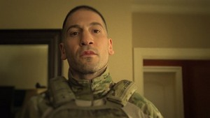 Jon Bernthal as Frank замок in The Punisher