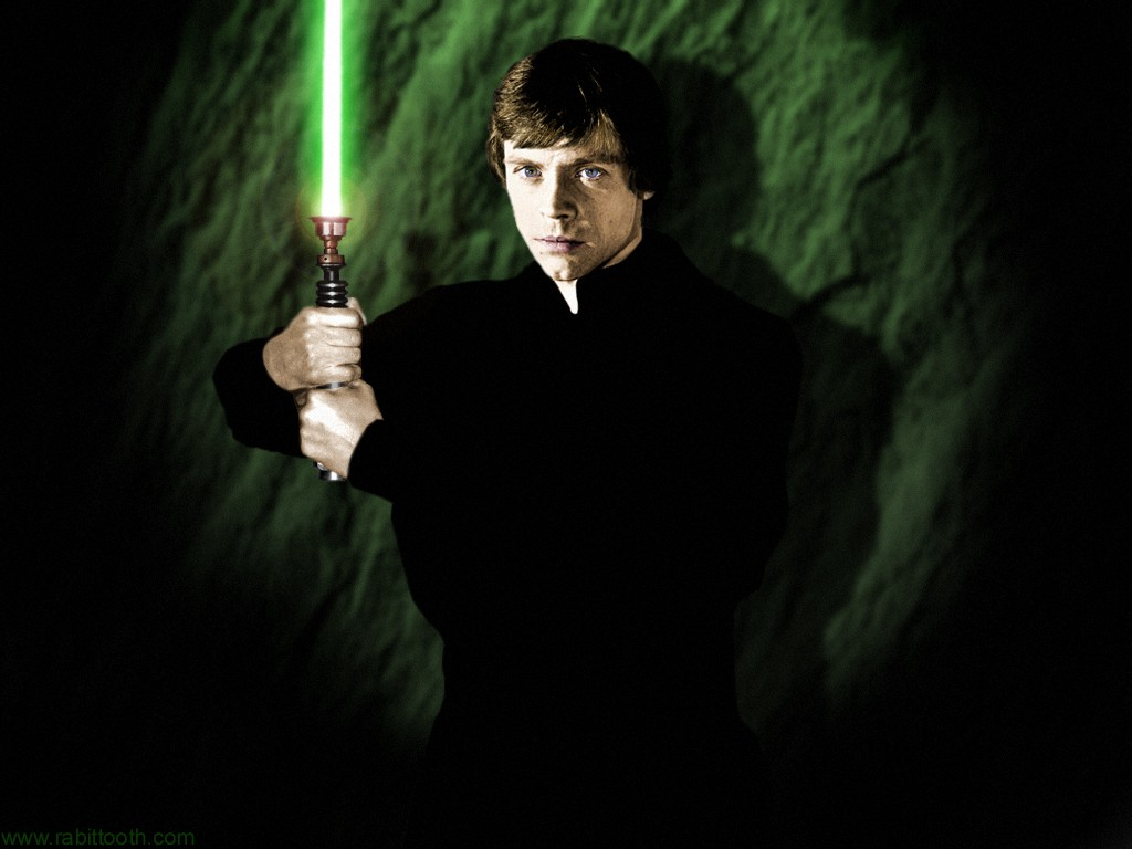 Luke Skywalker Star Wars Return Of The Jedi Wallpaper 40868582