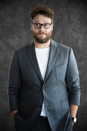 Seth Rogen - Haute Living Photoshoot - 2015