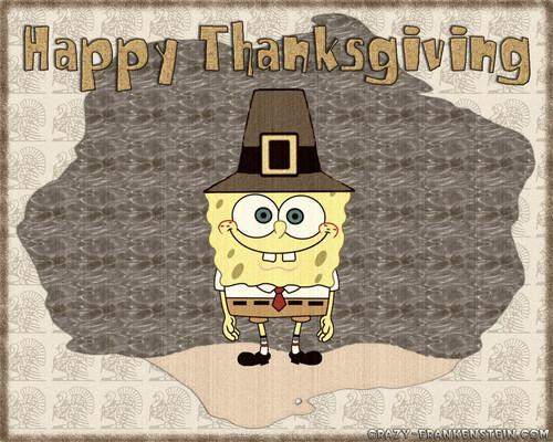 Spongebob Squarepants images SpongeBob Thanksgiving ...