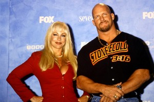 Debra & Stone Cold - Teen Choice Awards