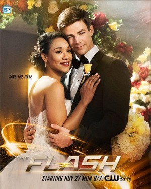The Flash - Season 4 - Poster