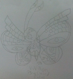Vivillon New Form