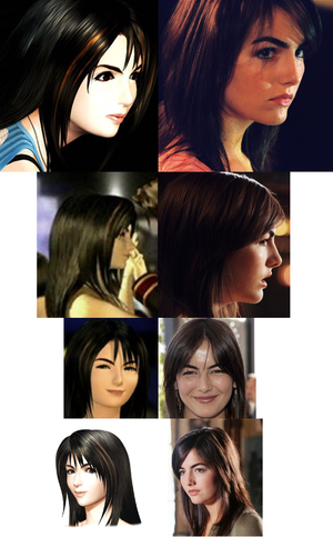 camilla belle is rinoa heartilly سے طرف کی action figure opera