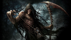 grim reaper پیپر وال full hd For Desktop پیپر وال
