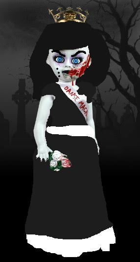 The Gothic Prom Queen