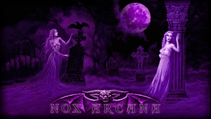 nox arcana   raven s cross by adamtsiolas d3it5w5