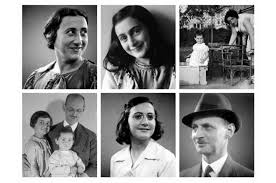 Anne Frank with her Family!
