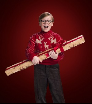 A Natale Story Live (2017) - Andy Walken as Ralphie Parker