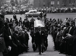 Billie Holiday's Funeral In 1959
