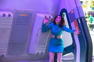 "Black Mirror ""USS Callister"" promotional picture"