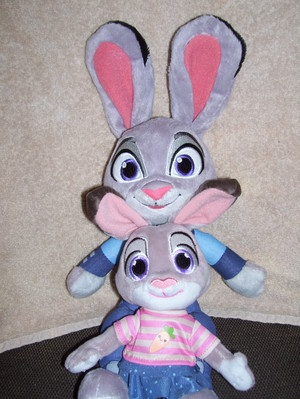 Ears Are Fun: Young Judy and Adult Judy