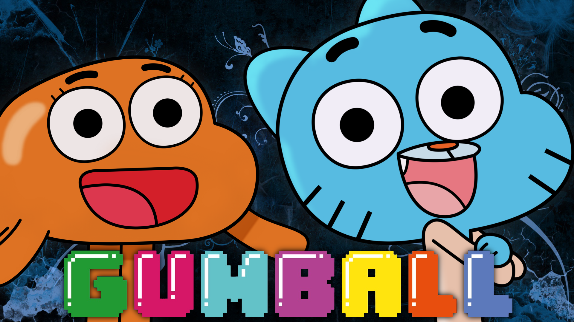 Gumball And Darwin 1920 1080 Wallpaper The Amazing World Of