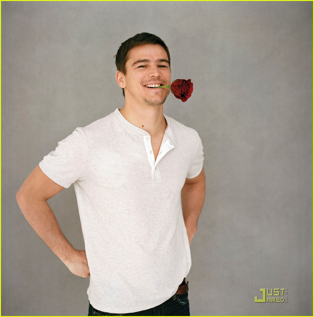 Josh Hartnett - Corduroy Photoshoot - 2011