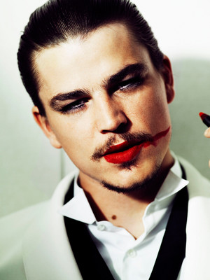 Josh Hartnett - VMan Photoshoot - 2006