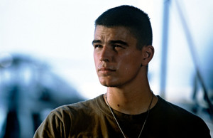 Josh Hartnett as Matt Eversmann in Black Hawk Down