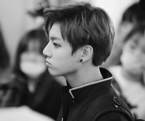 Jungkook Black And White