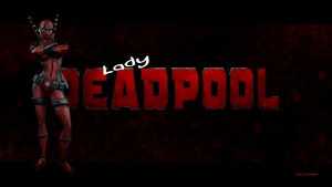 Lady Deadpool Wallpaper - Icon
