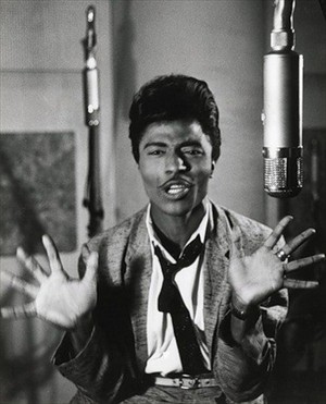 Little Richard In The Recording Studio
