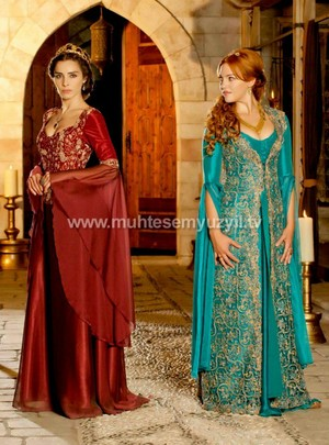 Mahidevran and Hurrem