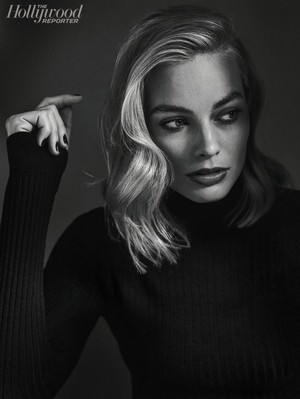 Margot Robbie ~ The Hollywood Reporter ~ January 2018