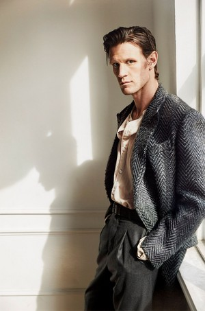 Matt Smith for Esquire