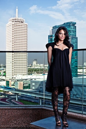 Michelle Rodriguez - OK! Middle East Photoshoot - 2012