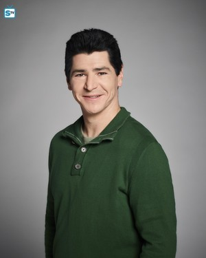 Roseanne Revival Portraits - Michael Fishman as DJ Conner