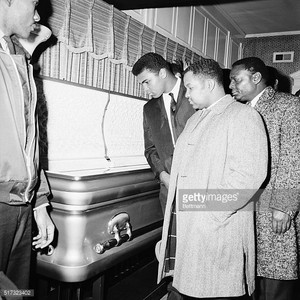 Sam Cooke's Funeral In 1964