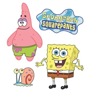 Spongebob, Patrick and Gary