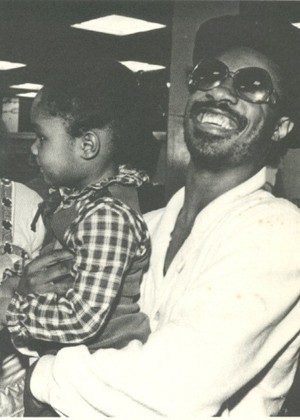Stevie And Daughter, Aisha Morris
