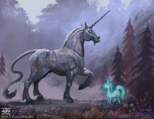 Unicorn Art