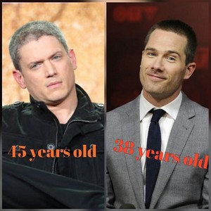 luke and wentworth age