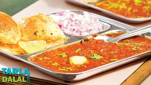 pav bhaji-indian dish
