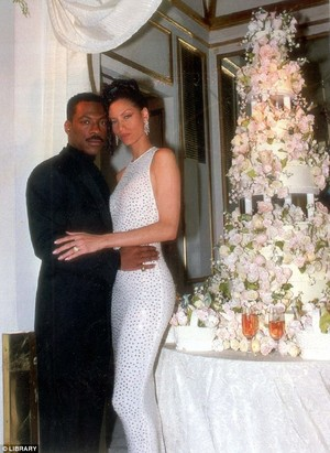 Eddie Murphy's Wedding Back In 1993