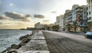 ALEXANDRIA CITY BEAUTY IN EGYPT
