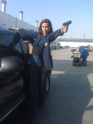 Annie on 24 S7 Set