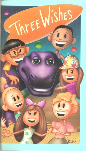 Barney and The Backyard Gang: Three Wishes Book