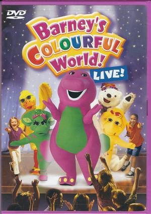 Barney's Colorful World (2004)