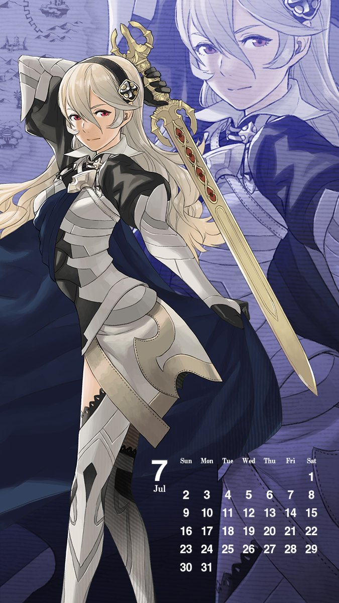 Corrin Fire Emblem Wallpaper 41000567 Fanpop