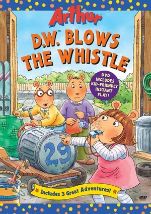 D.W. Blows The Whistle