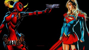 Lady  Deadpool Wallpaper   Got the Drop 2b